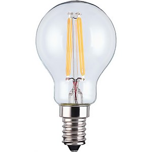 TCP Lightbulbs Filament Mini Globe 60W Ses Warm