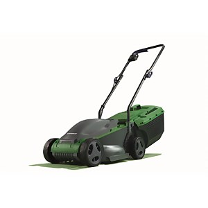 Powerbase 1200W Electric Lawn Mower 32cm