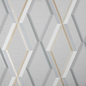 Superfresco Easy Prestige Geo Grey Wallpaper