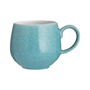 Mason Cash Reactive Teal Mug
