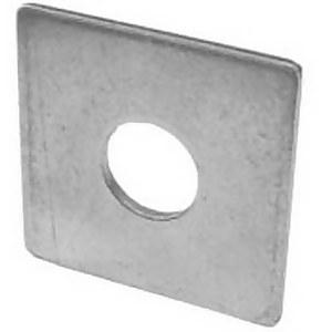 Pinnacle Square Washers M10 Galvanised - 10 Pack