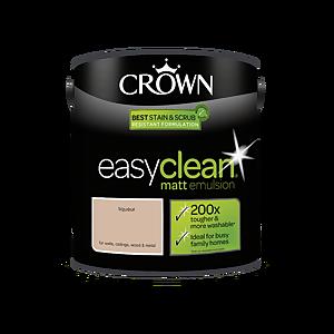 Crown Easyclean 200 Liqueur Matt Paint - 2.5L