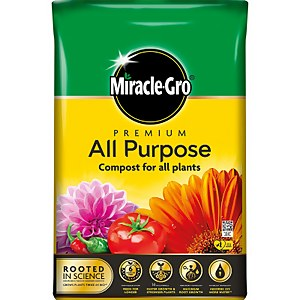 Miracle Gro Premium All Purpose Compost 40L