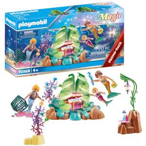 Playmobil Magic Promo Coral Mermaid Lounge (70368)