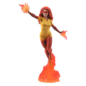 Diamond Select Marvel Gallery Comic Firestar Statue