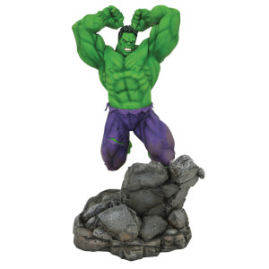 Diamond Select Marvel Premiere Collection Comic Hulk Statue