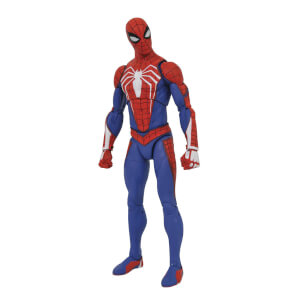 Diamond Select Marvel Select PS4 Video Game Spider-Man Action Figure