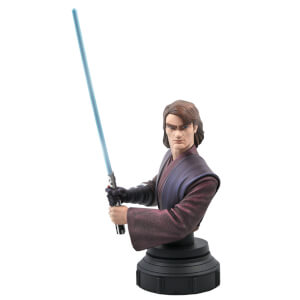 Diamond Select Star Wars The Clone Wars Anakin Skywalker 1/7 Scale Bust