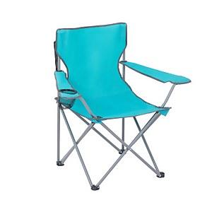 Alfresco Camp Chair - Blue