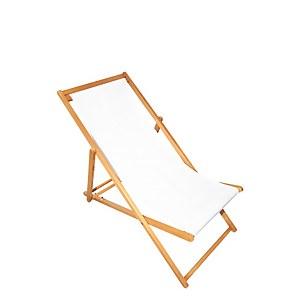 Homebase Deckchair - Natural