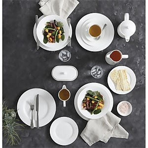 Maxwell & Williams Cashmere White Dinner Set
