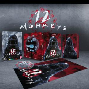 12 Monkeys - Zavvi Exclusive Steelbook with Rigid Slipcase