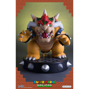 First4Figures Super Mario Bowser Resin Statue 48cm