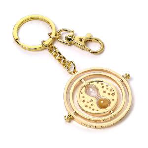 Harry Potter Rotating Time Turner Keyring from I Want One Of Those