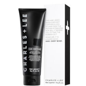 Charles + Lee Hair and Body Wash 250ml