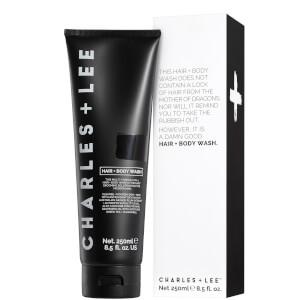 Charles + Lee Hair and Body Wash 250ml