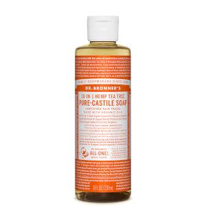 Dr Bronner's Pure Castile Liquid Soap Tea Tree 237ml