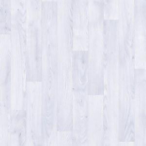 Harley Wood Effect Vinyl Flooring - Light Grey - 2x3m