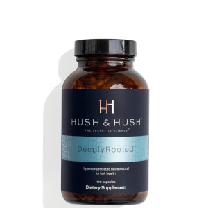 Hush & Hush Deeply Rooted Hair Supplement 11.2 oz