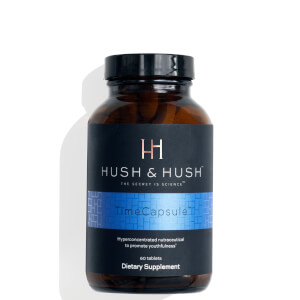 Hush & Hush Time Capsule Skin Supplement 60 Tablets