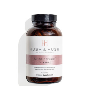 Hush & Hush Clear+ Skin Supplement 60 Capsules