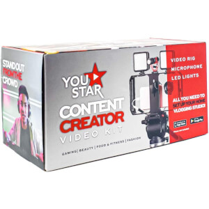 Content Creator Video Kit from I Want One Of Those