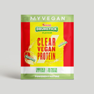 Clear Vegan Protein – Swizzels (Sample)