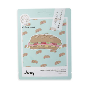 Revolution X Friends Joey Salicylic Sheet Mask