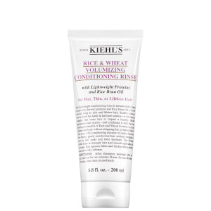 Kiehl's Rice and Wheat Volumizing Conditioning Rinse 200ml
