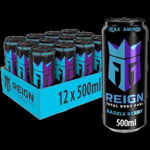 Reign Razzle Berry 12 x 500ml