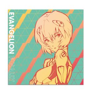 Evangelion Finally LP (Pink & Magenta)