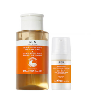 REN The Radiance Daytime Duo