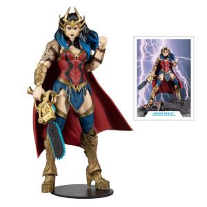 McFarlane Toys DC Build-A-Figure Wv4 - Death Metal - Wonder Woman Action Figure