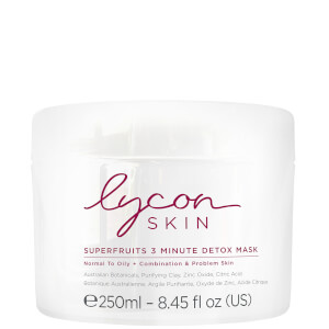 Lycon Skin Superfruits 3 Minute Detox Mask 250ml