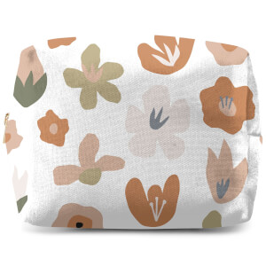 Flower Bed  Wash Bag