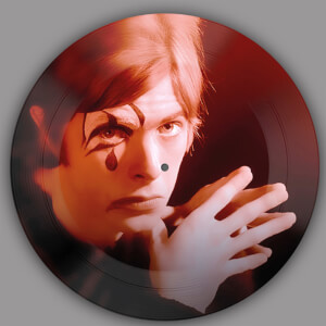 """David Bowie - Let Me Sleep Beside You (Picture Disc) 7"""""""