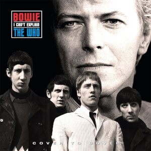 """David Bowie / The Who - I Can't Explain (Red Vinyl) 7"""""""