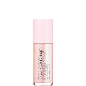 INC.redible Glow Your Own Way Rose Quartz Facial Roller