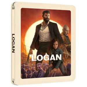 Marvel Studio's Logan - Zavvi Exclusive Blu-ray Lenticular Steelbook