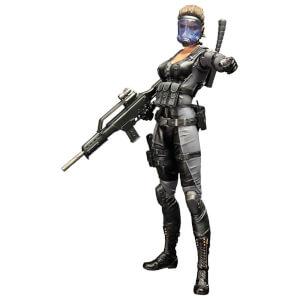 Play Arts Kai Resident Evil: Operation Raccoon City Lupo Figure