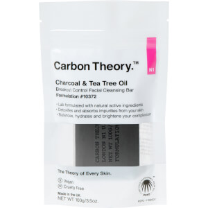 Carbon Theory Breakout Control Facial Cleansing Bar 100g