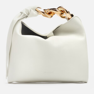 JW Anderson Women's Small Chain Hobo Bag - White