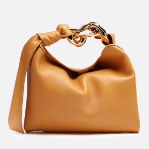 JW Anderson Women's Small Chain Hobo Bag - Mustard