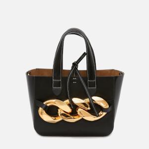 JW Anderson Women's Mini Chain Tote Bag - Black