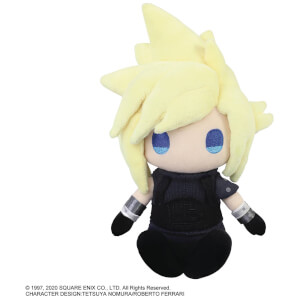 Square Enix Final Fantasy VII Remake Plush - Cloud Strife
