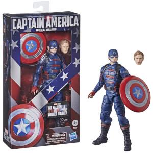 Hasbro Marvel Legends Series Captain America: John F. Walker