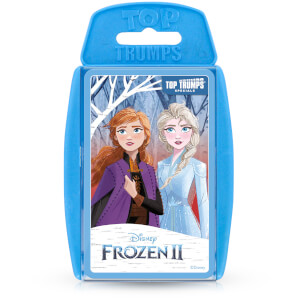 Top Trumps Card Game - Frozen 2 Edition