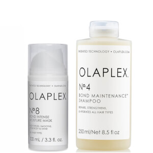 Olaplex No.4 and No.8 Bundle