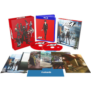 Persona: The Animation 5 Part 1 - Collector's Edition