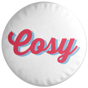 Cosy Round Cushion
